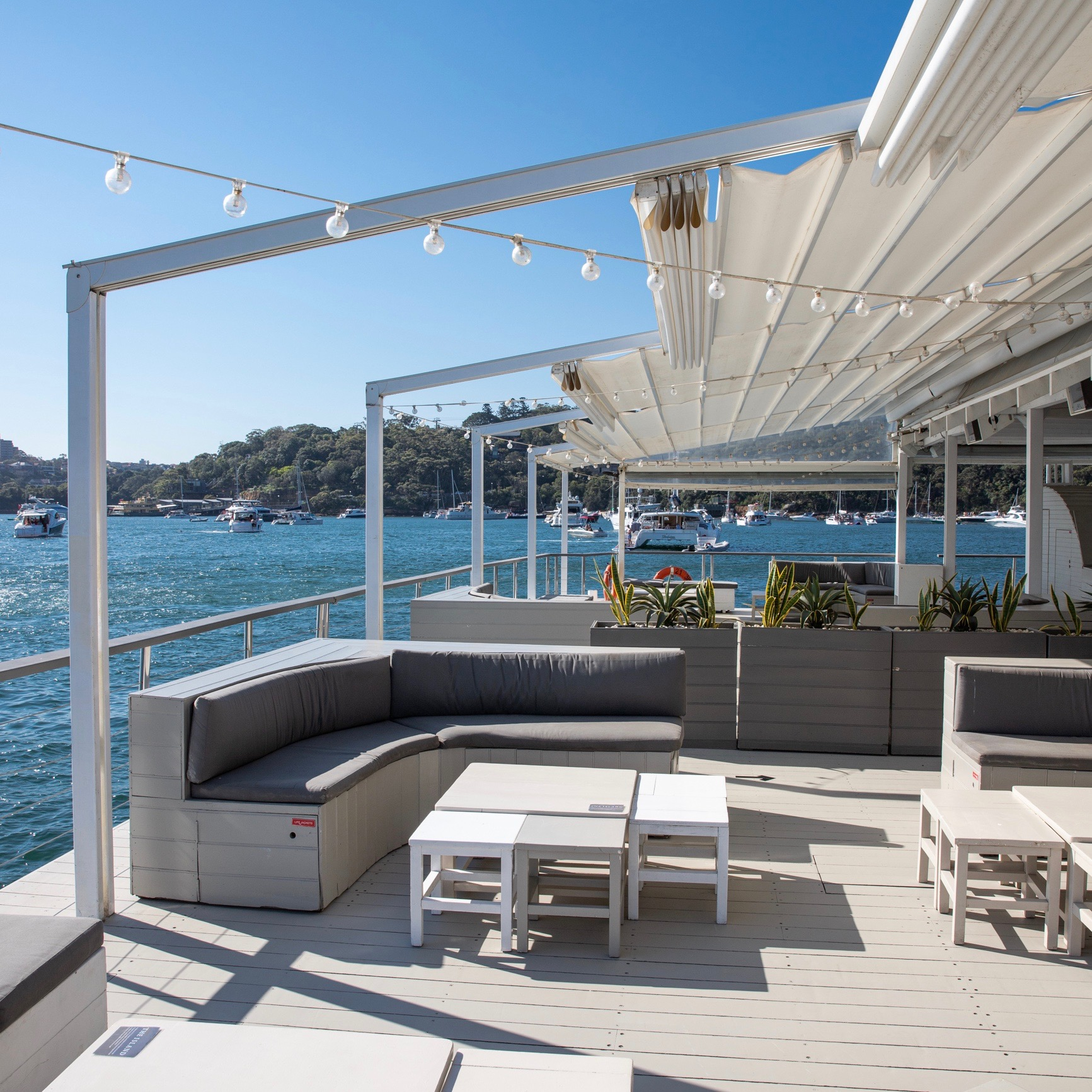 Med Evo Retractable Fabric Roof