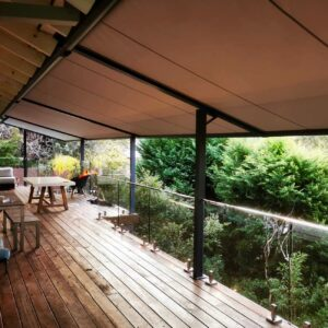 All Weather Conservatory Awnings